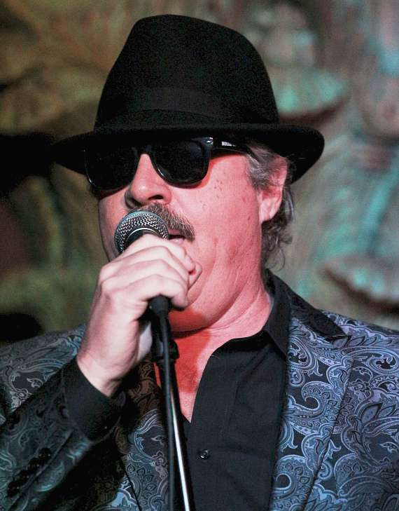 Steve Hart at House of Blues Foundation Room