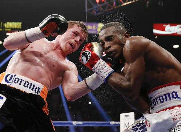 Canelo Alvarez Wins Close Split-Decision Over Erislandy Lara from MGM Grand Garden Arena On Showtime PPV