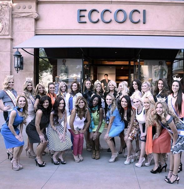 "Eccoci Boca Park to host ""Super Bowl of Fashion"" Event with Mrs. Nevada-America Contestants"