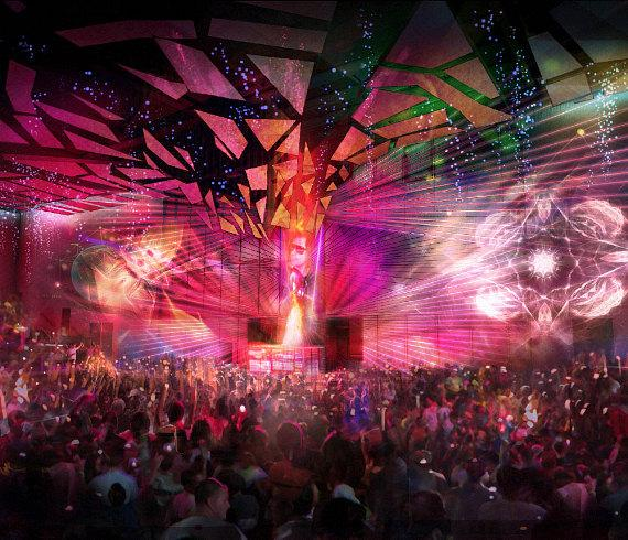 LIGHT Nightclub Set to Define Las Vegas Nightlife on April 26