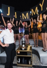 Bellagio Las Vegas Hosts 2016 PGA Champion Jimmy Walker as He Celebrates First Major Title