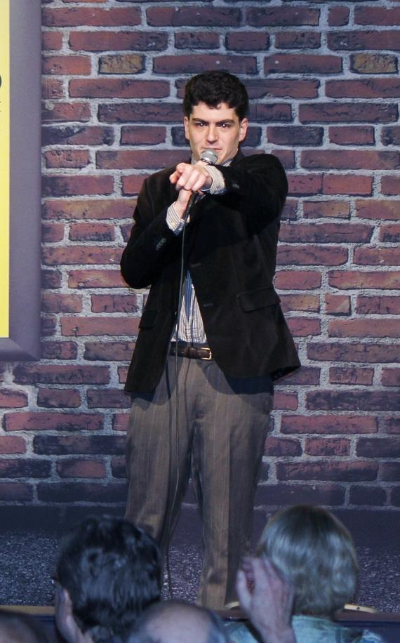 Charlie Stone at Bonkerz Comedy Club