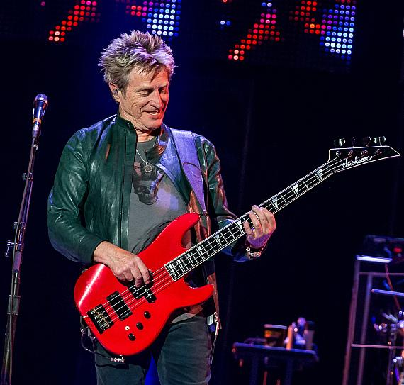 Ross Valory of Journey
