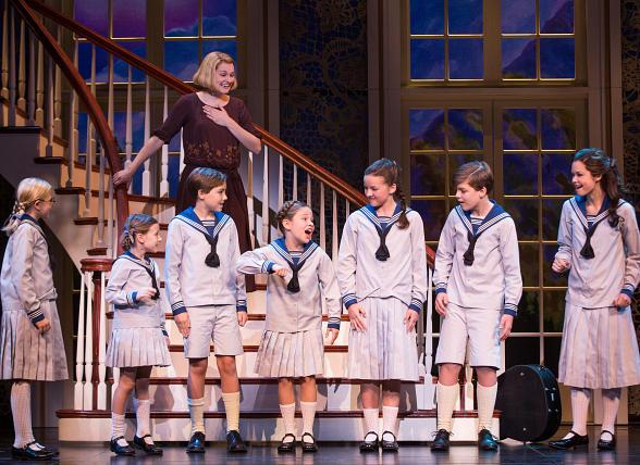 "The New National Touring Production of ""The Sound of Music"" Premieres in Las Vegas at The Smith Center August 2-14"