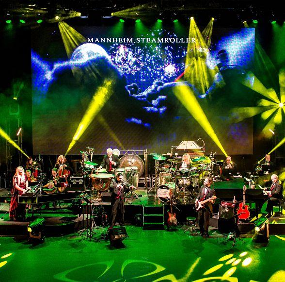 """Mannheim Steamroller Christmas"" by Chip Davis Returns to Orleans Arena Dec. 1"