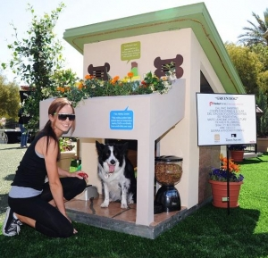 Celebs, Pups and Pet Mansions: Project Playhouse Pet Edi