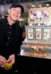 XS Nightclub Celebrates 7th Anniversary with Diplo