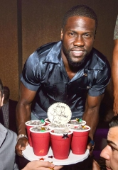Kevin Hart Celebrates His Birthday at Hard Rock Hotel & Casino Las Vegas