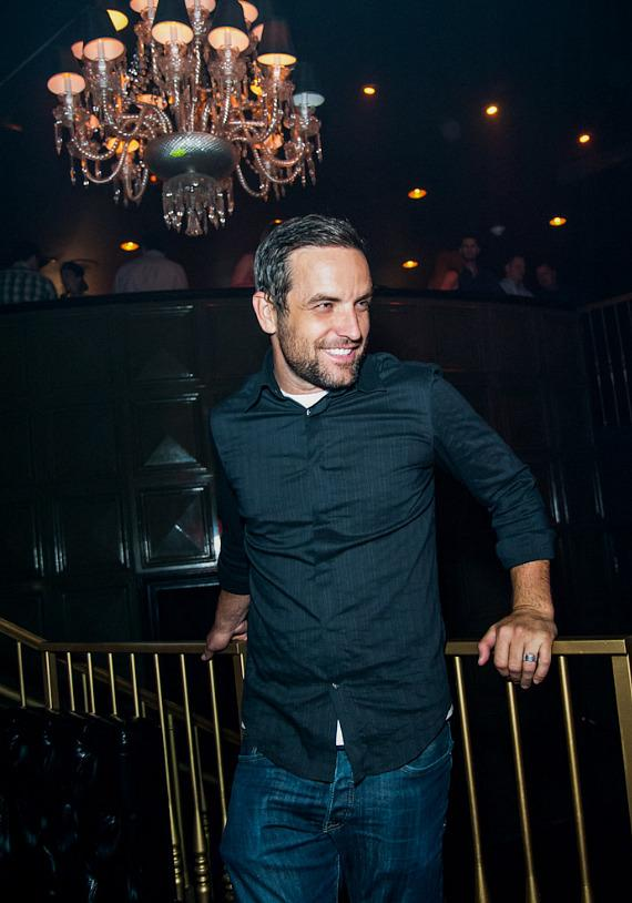 T.J. Lavin hosts at Body English Nightclub at Hard Rock Hotel Las Vegas