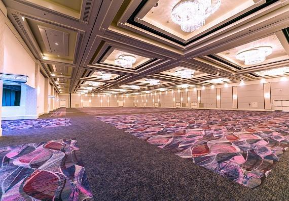 The Flamingo Ballroom