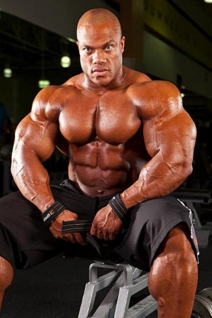 """Phil """"The Gift"""" Heath Hosts his Official Mr. Olympia Competition After-Party at XS Nightclub Sept. 20"""