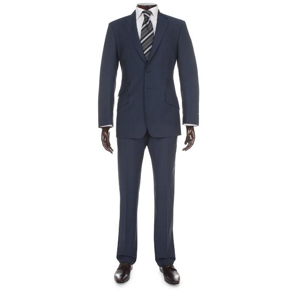 Byard cut London Line Travel suit.