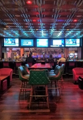 El Cortez Hotel & Casino Opens Ike's; Bar Expansion Includes New Lounge Seating Options, Sports Viewing Area
