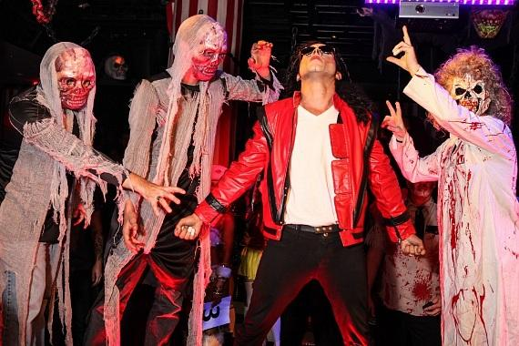 Clinton Sparks' Thriller Circus at 1 OAK Nightclub in The Mirage