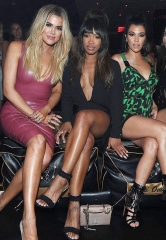 Kourtney and Khloe Kardashian help Scott Disick Celebrate Birthday at 1 OAK Nightclub in Las Vegas