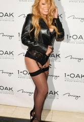 Mariah Carey Performs Debut DJ Set at 1 OAK Las Vegas