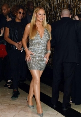 "Mariah Carey Celebrates Wrap of ""Mariah #1 to Infinity"" Show at 1 OAK Las Vegas"