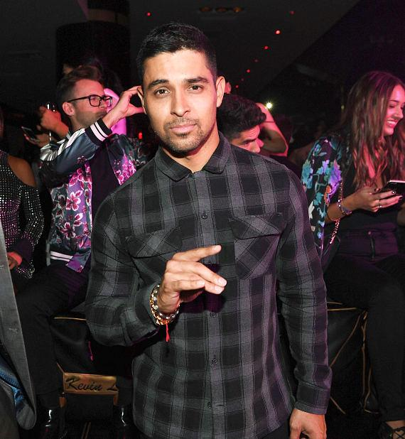Wilmer Valderrama at 1 Oak Nightclub