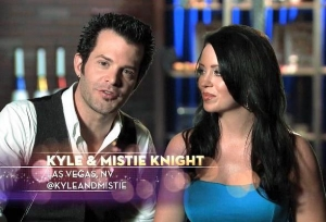 "Magicians Kyle Knight and Mistie Win $10,000 on Syfy's ""Wizard Wars"""