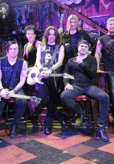 Backstage Bar and Billiards Presents FREE Show TONIGHT (April 19) featuring Arsenal and Stars from Rock of Ages with Special Guest Joey Fatone of NSYNC