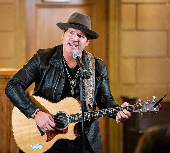 "Country Music Artist Jerrod Niemann Surprises Bride During Wedding at The Mob Museum with New Single, ""God Made A Woman"""