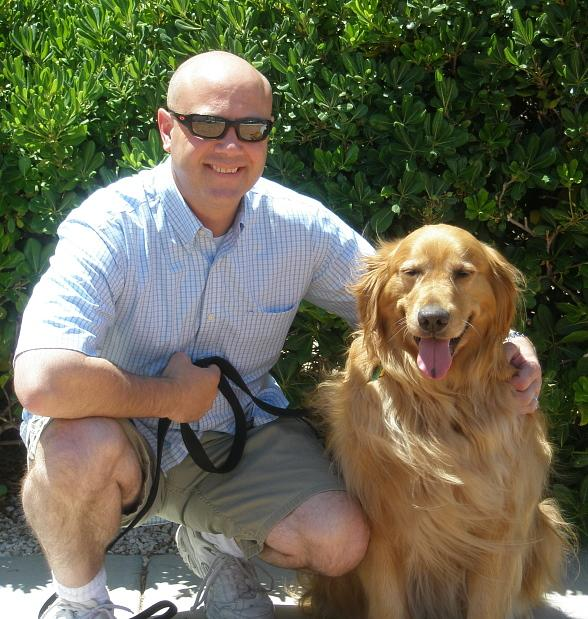 """Five-year-old Gold Rush (renamed """"Henry"""" by his new dad) was adopted by Southern Nevada resident Nate"""