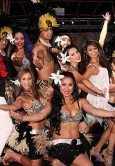 Tropical 'Island Heat LuWow' Dinner Show Debuts in The New Showroom at Kahunaville Inside Treasure Island Hotel & Casino