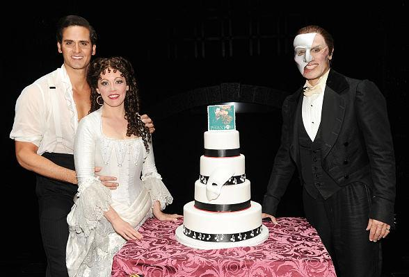Fouth Anniversary of Phantom - The Las Vegas Spectacular