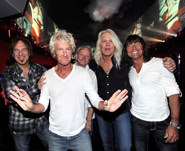 REO Speedwagon After-Party at Rok Vegas Nightclub