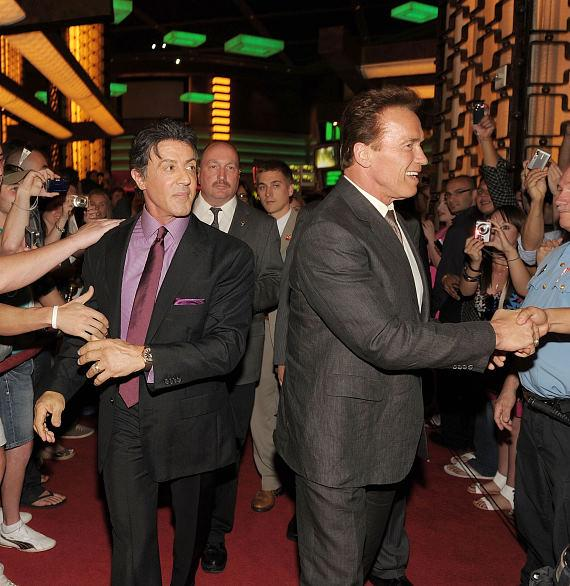 The Expendables Premiere at Planet Hollywood – More Photos