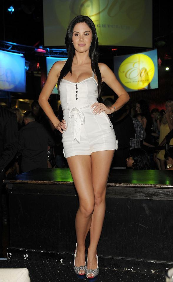 Jayde Nicole at Eve Nightclub