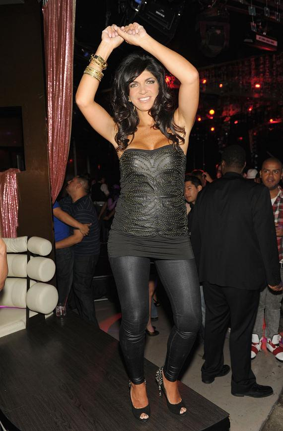 "Bravo's ""Real Housewives of New Jersey"" Star Teresa Giudice Hosts The Beatles Revolution Lounge"