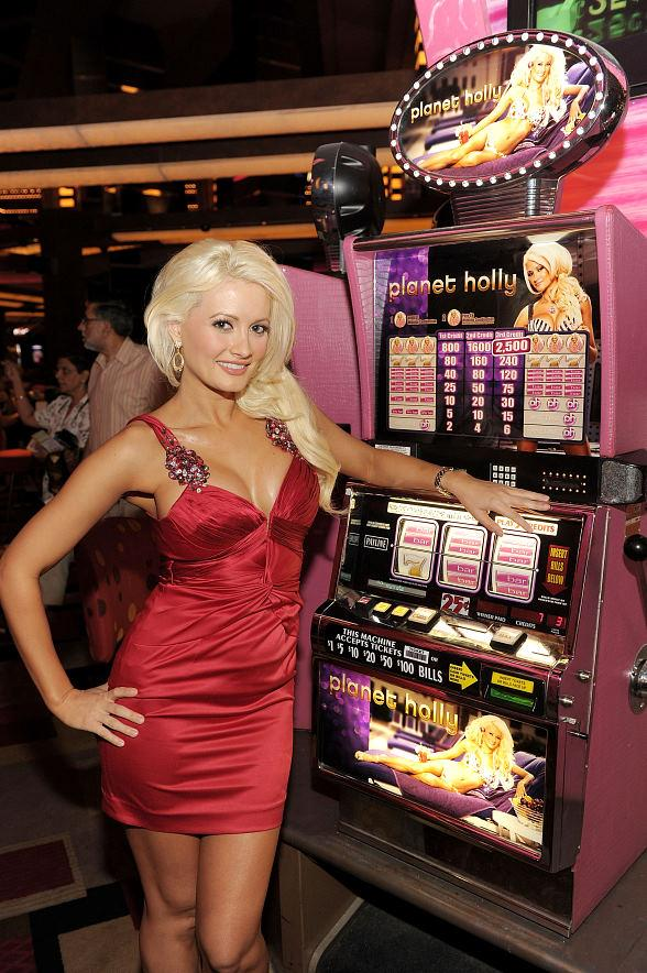 Sexy Slot Machines