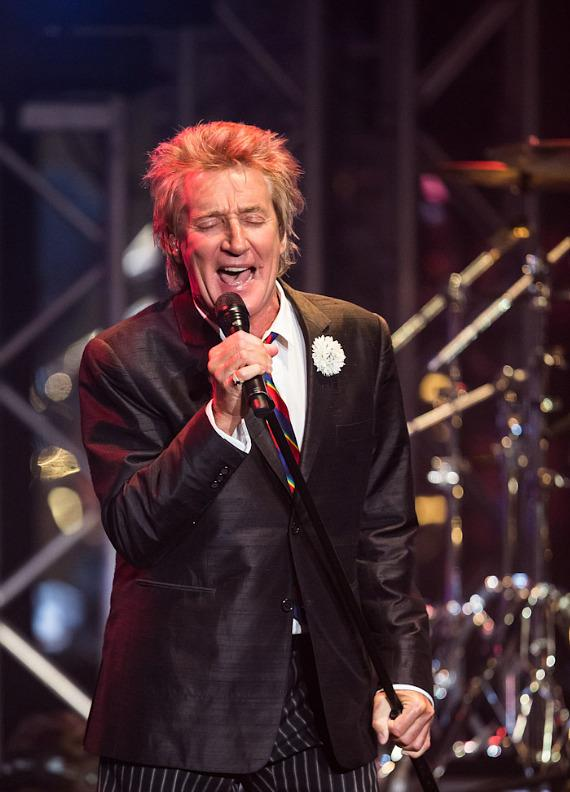 Rod Stewart at Planet Hollywood Resort & Casino