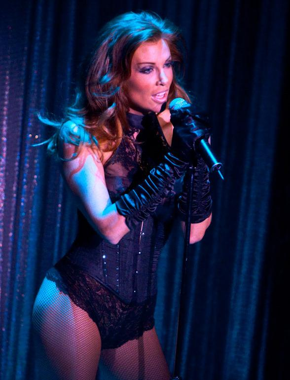 "Luxor's ""Fantasy"" 10th Anniversary Celebration Performance with Angelica Bridges"