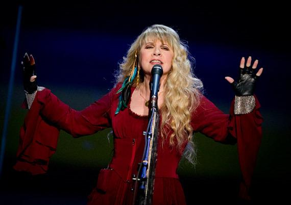 Stevie Nicks performs at The Joint in Hard Rock Hotel & Casino