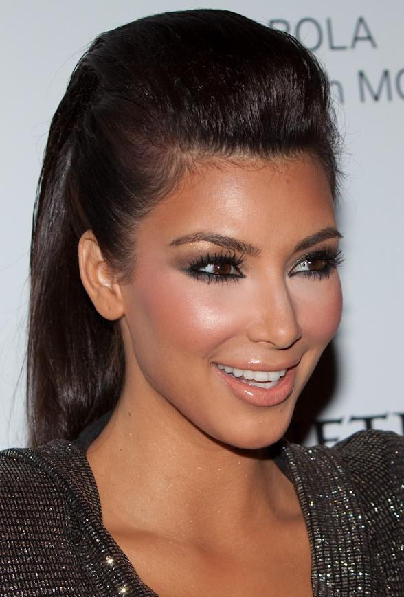 Kim Kardashian Celebrates Birthday at TAO
