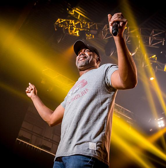 Darius Rucker performs at The Joint at Hard Rock Hotel & Casino