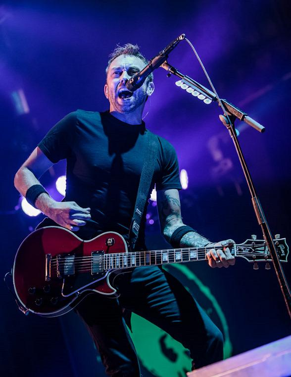 Rise Against added to Lineup for