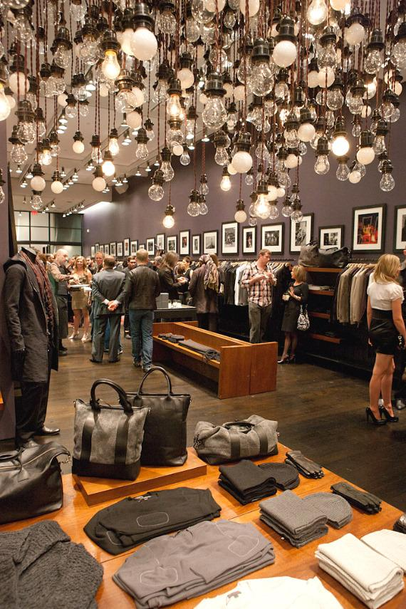 John Varvatos 10 Year Anniversary Event at the Forum Shops