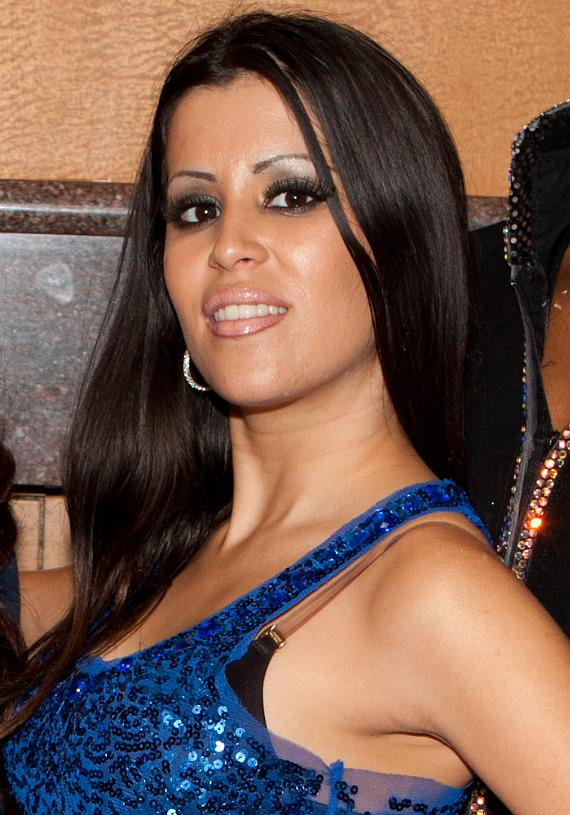 Deborah Flores-Narvaez at The Las Vegas Hilton in 2009