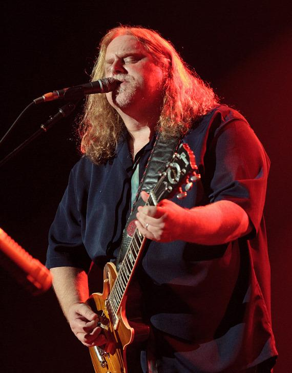 Gov't Mule performs at The Joint at Hard Rock Hotel Las Vegas