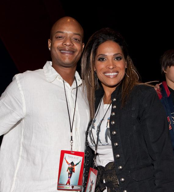 Todd Bridges and Rashida Ali