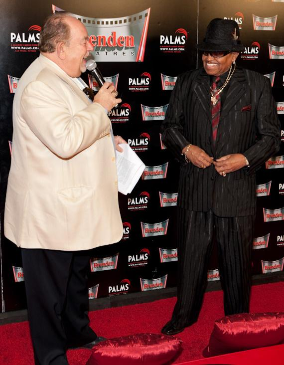 Robin Leach and Joe Jackson