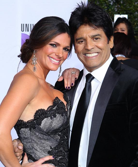 Barbara Bermuda and Erik Estrada