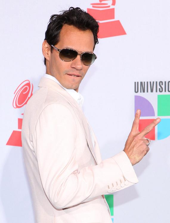 Marc Antony at The 11th Annual Latin Grammy Awards at Mandalay Bay