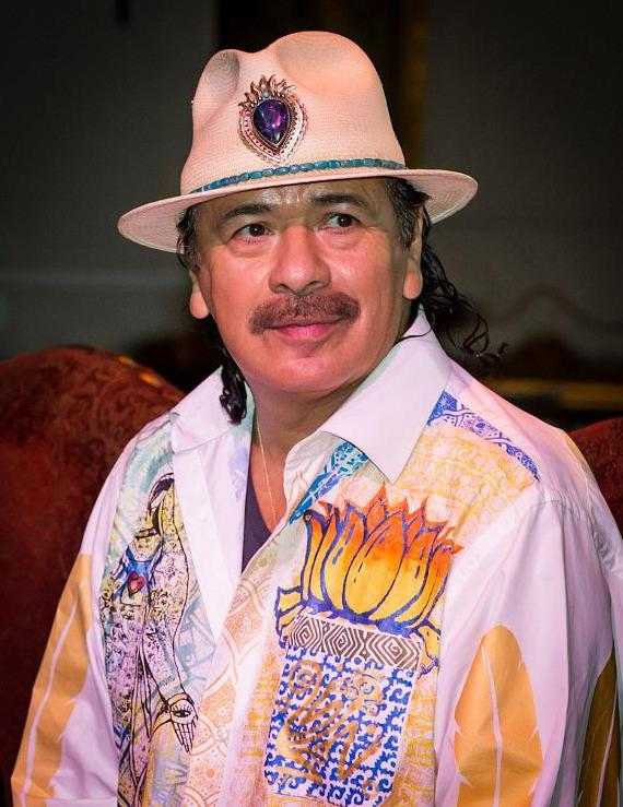 Carlos Santana continues his residency, An Intimate Evening with Santana: Greatest Hits Live