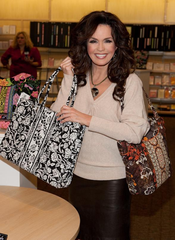 Marie Osmond at Hallmark Gold Crown in Henderson