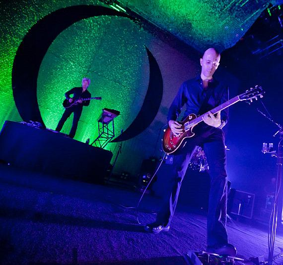 Maynard James Keenan and A Perfect Circle perform at The Pearl in Las Vegas