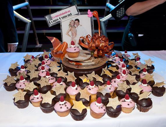 Dancing With The Stars cupcakes